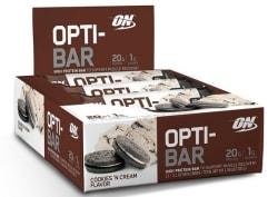 24 Optimum Nutrition Opti-Bars for $18
