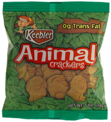 Keebler Animal Cracker 1-oz. Bag 150-Pack for $11
