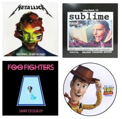 Vinyl Records at Hot Topic: 30% off