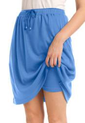 Woman Within Women's Soft Sport Knit Skort $12