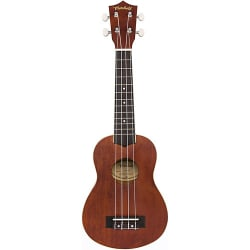 Mitchell MU40 Soprano Ukulele for $30