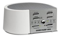 Sound + Sleep Mini Sleep Therapy System for $40