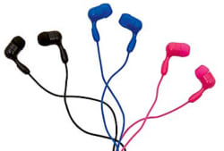 Staples Earbuds with Microphone for $3