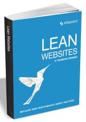 """Barbara Bermes """"Lean Websites"""" eBook for free"""