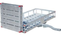 Ultra-Tow 500-lb. Cargo Hauler with Ramp for $169