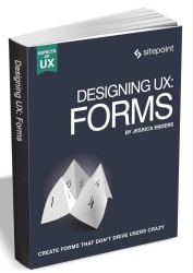 """""""Designing UX: Forms"""" eBook for free"""