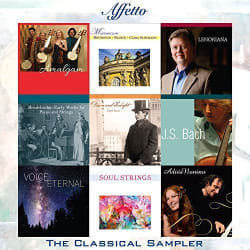 Classical Sampler 9-Track MP3 Album for free