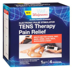 Walgreens TENS Electrotherapy Unit for $28