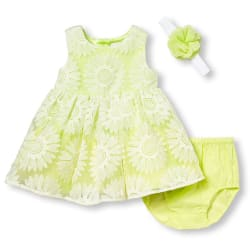 The Children's Place Baby Girls' Dress Set for $14