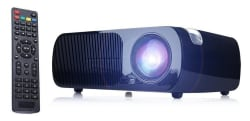 iRulu LCD Home Theater Projector for $100