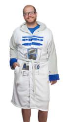 R2-D2 Fleece Robe for $20