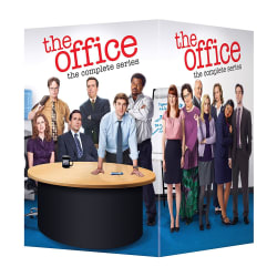 The Office: The Complete Series on DVD for $39