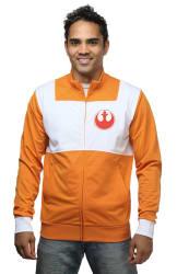 Star Wars Men's Track Jackets for $20