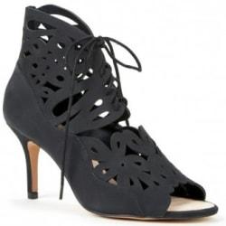 Sole Society Women's Juniper Lasercut Sandals $55