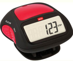 Mio Step 3 Pedometer with Panic Alarm for $10