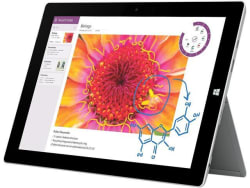 "Microsoft Surface 3 11"" 64GB Windows Tablet $280"