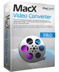 MacX Video Converter Pro for Mac for free