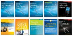 Over 200 Microsoft eBooks for free