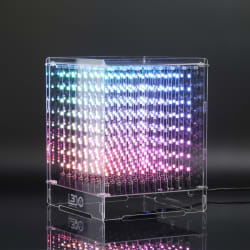 Seeed L3D Cube 3D LED Display Kit for $260