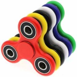 Fidget Spinner 4-Pack for $9 + free shipping