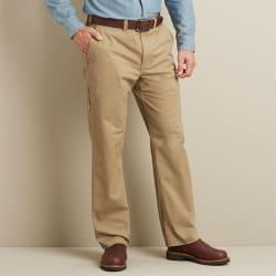 Duluth Trading Men's DuluthFlex Khaki Pants $38