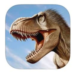 World of Dinosaurs App for iPhone and iPad free
