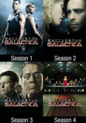 Battlestar Galactica at Vudu from $3