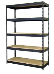 Hirsh Industries Steel 5-Shelf Unit for $56