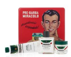 Proraso Vintage Gino Tin 3-Piece Set for $26