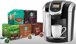 Keurig K445 Coffee Brewer Set, $20 Kohl's GC $104