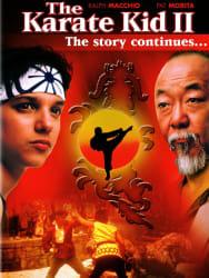 The Karate Kid II HD Rental for free