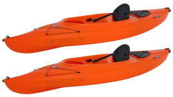 """Lifetime Adult Payette 116"""" Kayak 2-Pack from $398"""