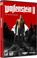 Wolfenstein II: The New Colossus for PC for $36