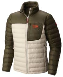 Mountain Hardwear Men's Dynotherm Down Jacket $70