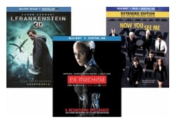 Blu-ray Movies at Best Buy for $5