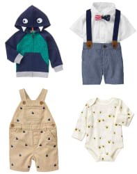 Gymboree Apparel at Spring from $5