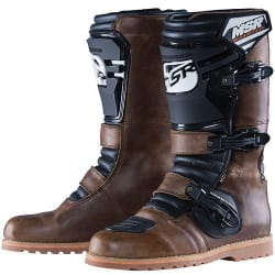 MSR Men's Dual Sport Motorcycle Boots for $99