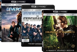 2 4K UHD Blu-ray Movies at Best Buy for $20