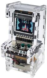 Tiny Arcade Miniature Arcade Cabinet for $45
