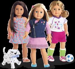 American Girl Doll Body/Underwear Exchange free