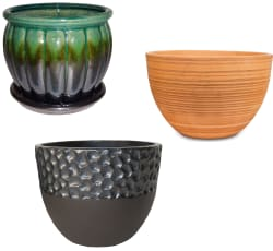 Clearance Pots and Planters at Lowe's from $3