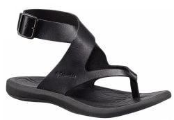 Columbia Women's Caprizee Leather Sandals for $32