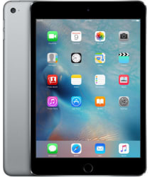 Apple iPad mini 4 128GB WiFi Tablet for $299