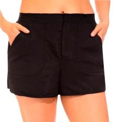 Roaman's Women's Cargo Swim Shorts for $6