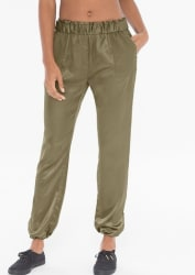X by Gottex Women's Jogger Pants for $22