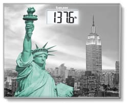 Beurer New York Digital Glass Bathroom Scale $14
