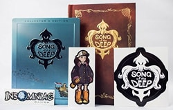 Song of the Deep Collector's Ed. for Xbox One $7