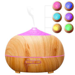 Arova 400ml Essential Oil Diffuser for $17 + free shipping