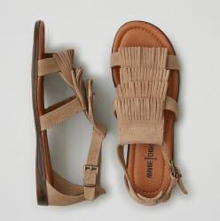 AEO Women's Minnetoka Maui Sandals for $48