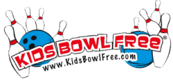 Kids' Bowling for free during summer